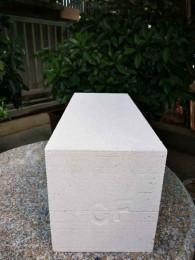 瓷粉自保温砌块
